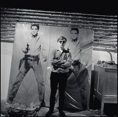Warhol - Elvis