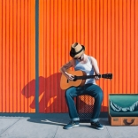 Jamie Perry - Street Music