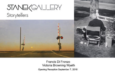 Stanek Gallery - Storytellers