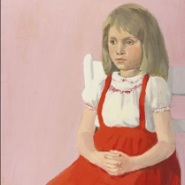 Fairfield Porter (1907–1975), Elizabeth Porter, c. 1964, oil on linen, 24 x 21 inches