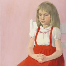 Fairfield Porter (1907–1975), Elizabeth Porter, c. 1964, oil on linen, 24 x 21 inches