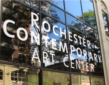 rochester contemporary art center, ny