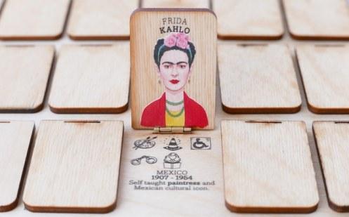 Who's She? - Frida Kahlo