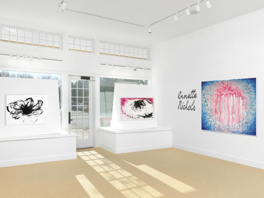 Annette Nichols Gallery Show